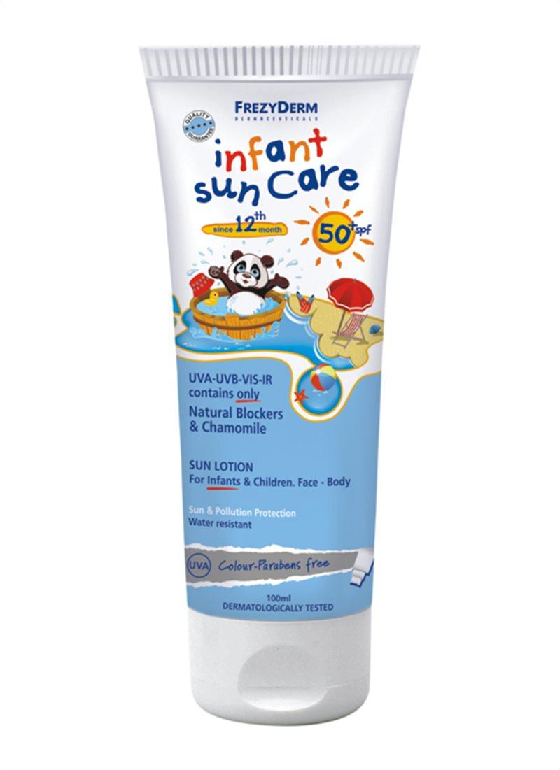 INFANT SUN CARE SPF 50+